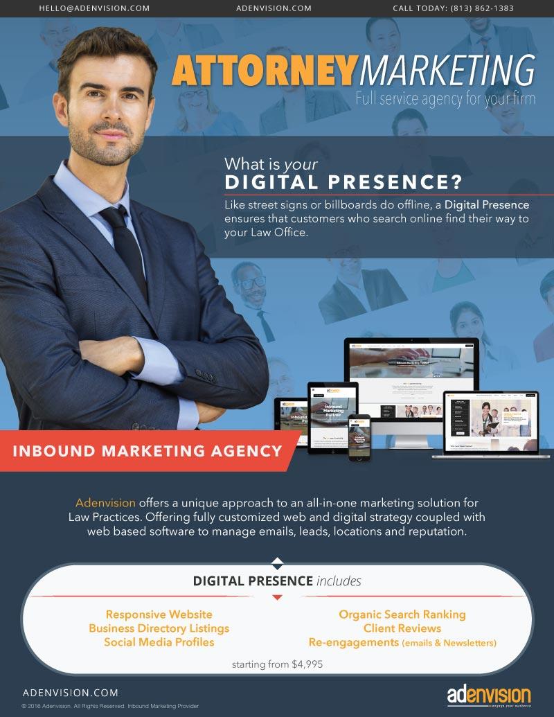 Attorney Marketing Digital Presence