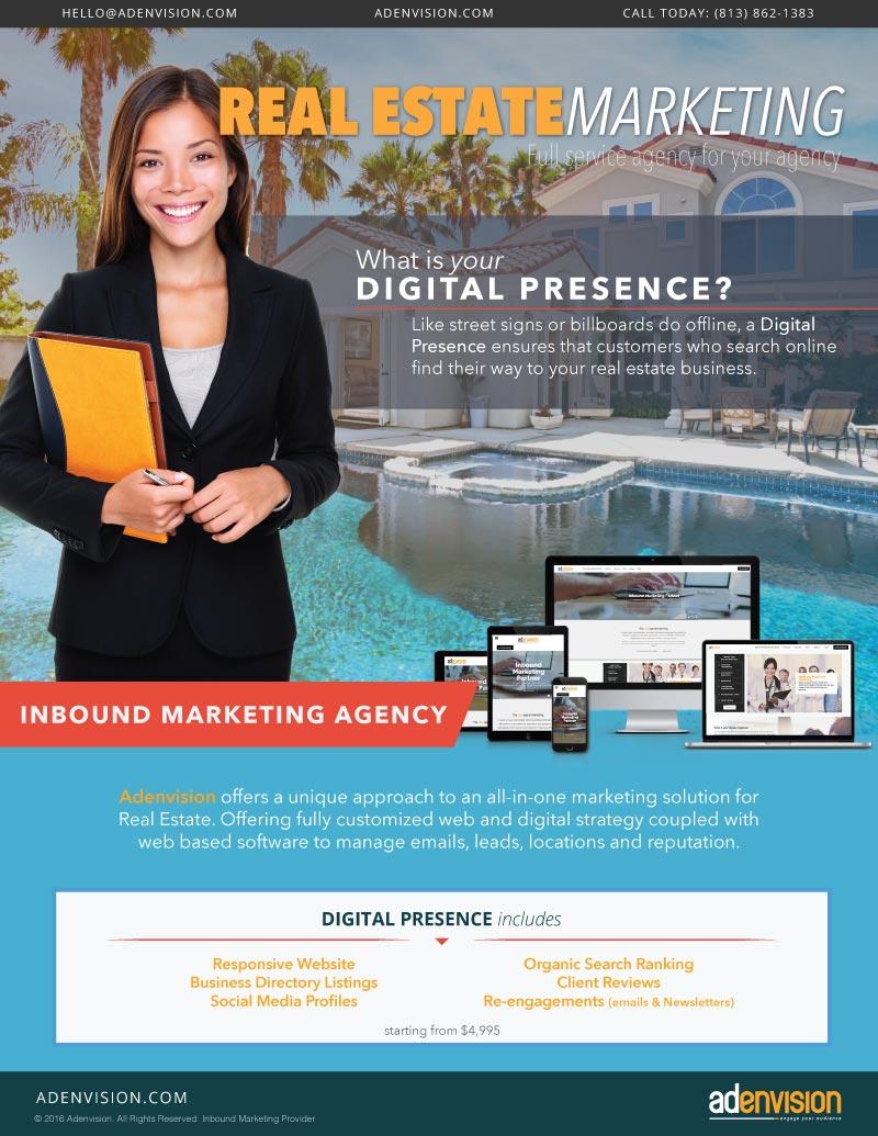 Real Estate Marketing Digital Presence
