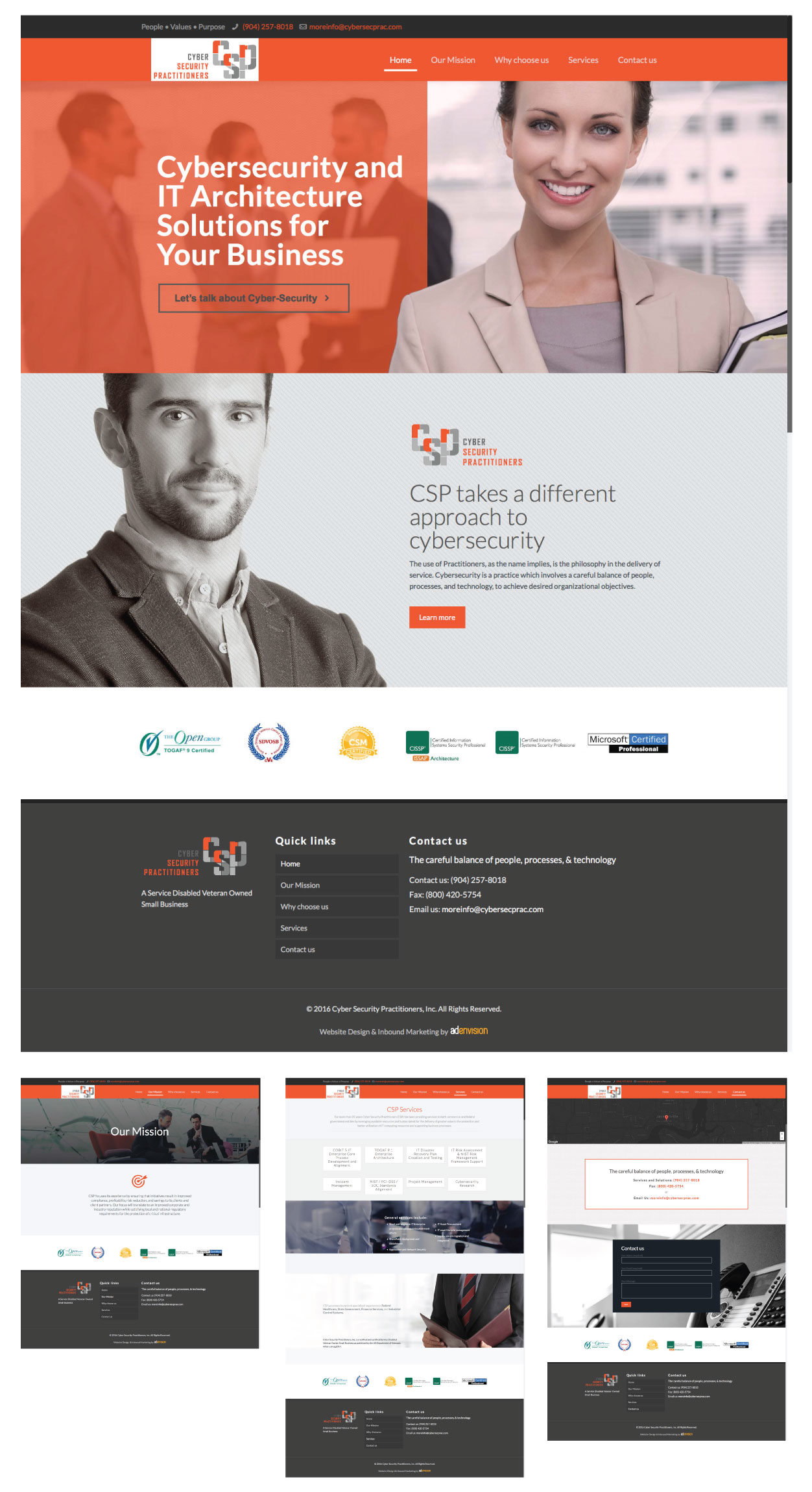 csp-website